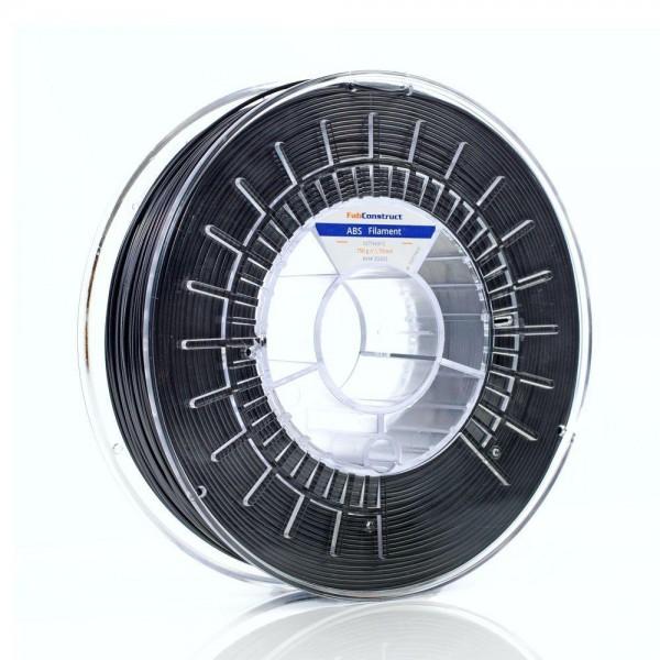 Fabconstruct ABS 2.85mm 750g, schwarz