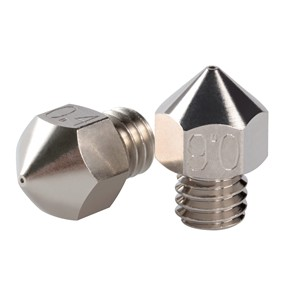 FabConstruct Plated Copper Nozzle MK8