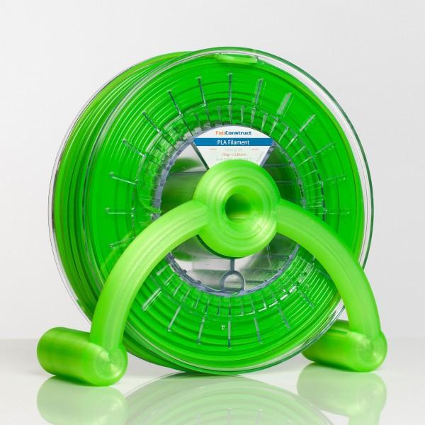 Fabconstruct PLA 1,75 mm 750g, neon grün