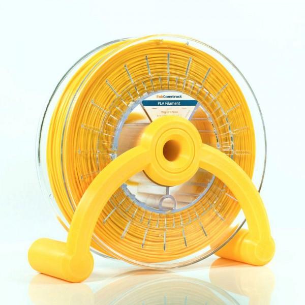 Fabconstruct PLA 1.75mm 750g, gelb