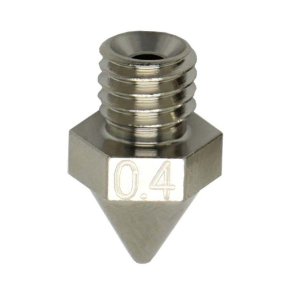 FabConstruct Plated Copper Nozzle 0,4mm