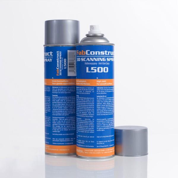 FabConstruct L500 3D Scanning Spray (Mattierungsspray)
